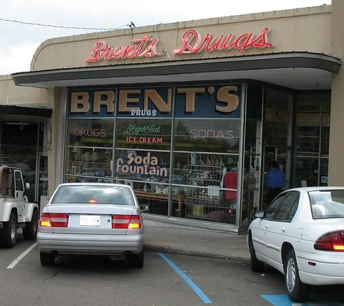 Brent's