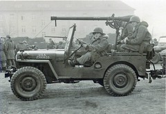 Jeep with M20 75mm recoilless rifle (Stones 55) Tags: germany army tank jeep military explore heilbronn m20 75mm recoillessrifle