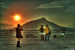 The Photography (CarlosBravo) Tags: canon mexico bandera carlosbravo monterrey hdr cima