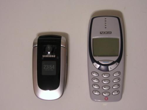 Samsung SGH-X660 Vs. Nokia 3330 Round 1