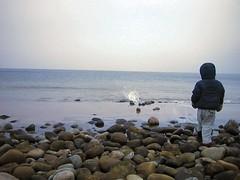 Sten i vand3 (lillehanne) Tags: sten vinterferie lillehanne