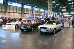 Lancia Betaboyz display Nec Birmingham UK classic car show (tonylanciabeta) Tags: pictures 2005 auto show italy classic car photography photo italian birmingham harrison photos picture beta tony autos lancia nec tonyharrison betaboyz ulp148x tpb609m xcp34r wwwtonyharrisoncouk