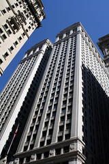 The Equitable Building by plemeljr, on Flickr