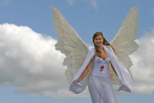 Specialized Angel by KWC on Flickr (http://www.flickr.com/photos/kwc/127795364/)