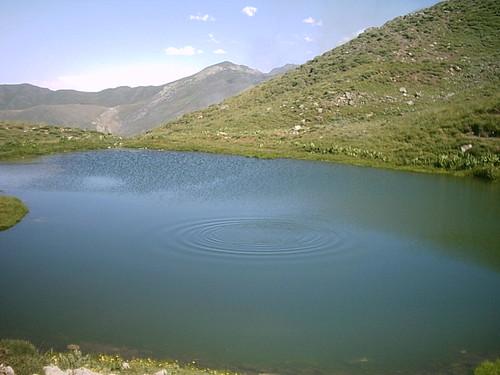 دریاچه میاندشت