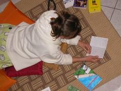 _SANY0082 (parolerivelate) Tags: reading cagliari parolerivelate componidori