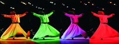 The Colours of the Meaning of Life (EEY) Tags: dervish rumi whirling mevlevi mevlana semazen