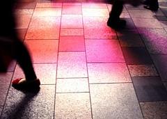 Ruby Slipper (Nate-san) Tags: city people urban public japan night mall shopping tokyo flickr harajuku omotesando omotesandohills
