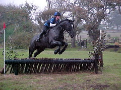 NRA - Eventing - Cross country stage - Sunday 23 April 2006