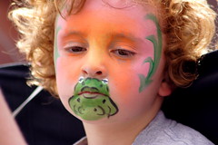 Frog (Frank Peters) Tags: costumes color fun facepainting costume paint artsfestival starkvilleartsfestival