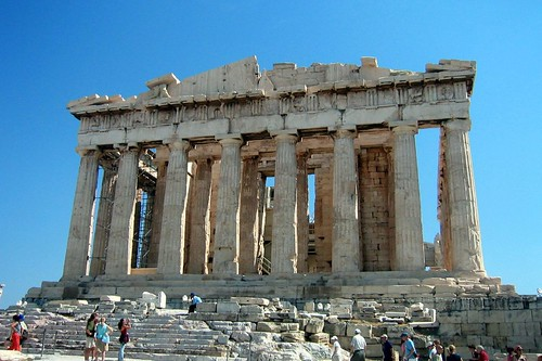 Tempel der Athene