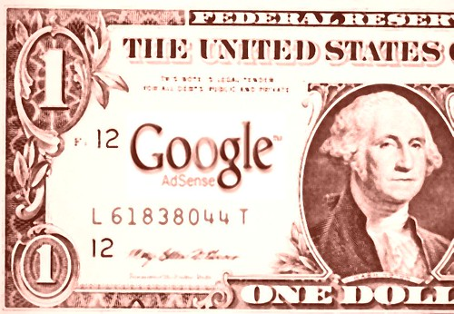 Google dollars by PeterForret.