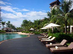 Pool of Amari Trang Beach Resort