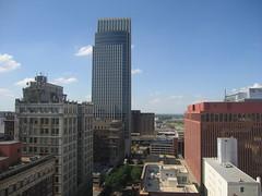Omaha Skyline (joelarkansas) Tags: skyline omaha