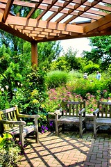 Landscaping around Decks, Patios and Porches