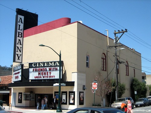 Albany Twin Cinema. 1115 Solano Avenue Albany, CA 94706, United States