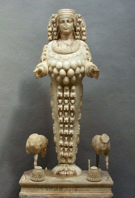 The Goddess Artemis