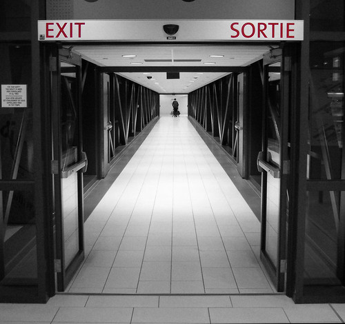 EXIT on Flickr