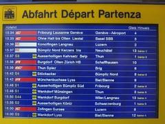 Blue (BinayakB) Tags: switzerland zurich zug trains sbb bern zermatt lucerne