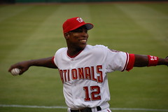 Alfonso Soriano Warms Up (Scott Ableman) Tags: people topv111 ball d50 washington topv555 topv333 alfonso baseball stadium explore dcist warmup nationals throw rfkstadium rfk soriano washingtonnationals 111v1f alfonsosoriano 18200mmf3556gvr interestingness499 interestingness382 interestingness500 interestingness498 interestingness482 interestingness387 interestingness441 i500 explore05may06 msh0207 msh02077