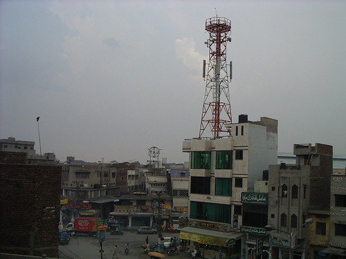 Cell Phone Towers - Business Opportunity or Public Safety Hazard