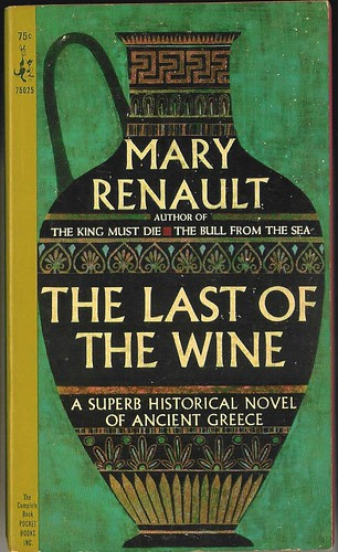 Mary Renault book