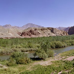Between Bamyan and Charakar