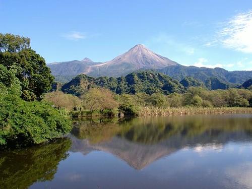 Leyendas  De  Colima Mexico