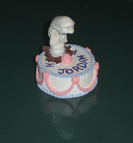 Alien Cake - 1