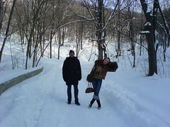 Darling Henk and Ulyana (GoGrrlGo) Tags: friends henk ulyana