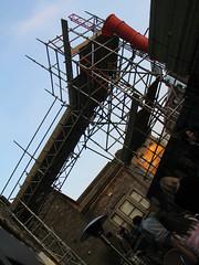 shadow bridge (leapleg) Tags: bridge ireland dublin scaffold