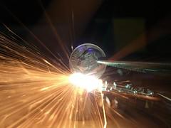 310V 120uF Dime Spark