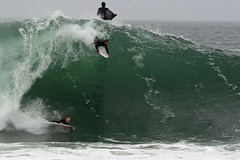 Droppin' in... (tylerdurden1) Tags: california beach surf wave 2006 newportbeach southerncalifornia orangecounty swell wedge bodyboarding bodyboard bigwave thewedge droppingin