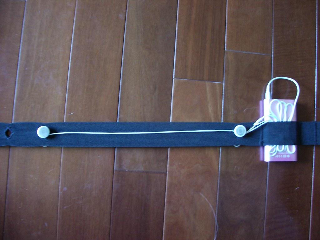 weePod™, The iPod Baby Belt