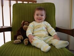 Mason at 13 months
