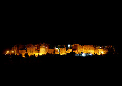 Shibam by night - Yemen (Eric Lafforgue) Tags: night republic mud unesco arabic arabia yemen arabian ramadan unescoworldheritage yemeni yaman shibam arabie yemenia jemen lafforgue arabiafelix  arabieheureuse  arabianpeninsula ericlafforgue iemen lafforguemaccom mytripsmypics imen imen yemni    jemenas    wwwericlafforguecom  alyaman ericlafforguecomericlafforgue contactlafforguemaccom yemenpicture yemenpictures khazzan