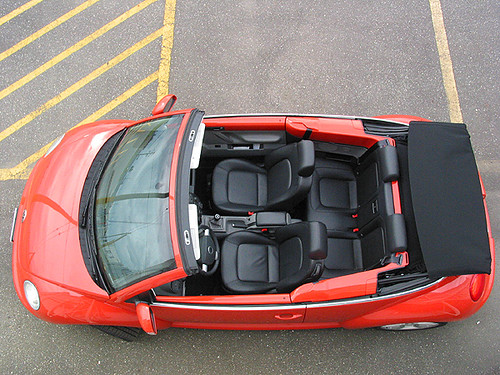 2005 Volkswagen New Beetle Turbo Cabriolet