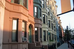 New Jersey - Hoboken: Washington Street Browns...