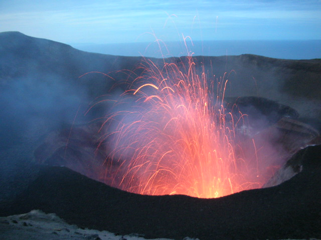 Facts about Mount Yasur