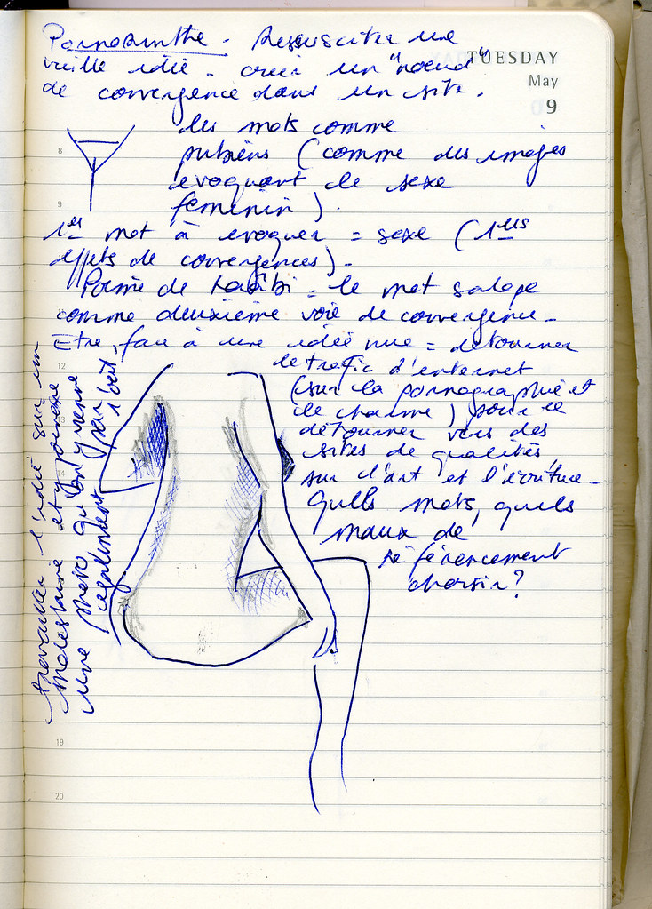 node&nude ((Nathanael.Archer)) Tags: woman moleskine sex fetish