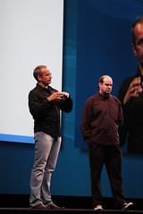 Erich Gamma and John Wiegand, JavaOne 2006