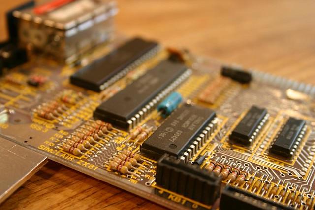 ZX81 PCB