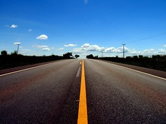 Hit the Road, Jack! (joaobambu) Tags: road brazil sky cloud topf25 yellow topv111 brasil topv2222 clouds rural canon countryside lyrics interestingness interesting lomo saturated topf50 highway topf75 topv1111 stock line estrada blogged asphalt topv11111 vanishing topv3333 topv4444 fakelomo topf15 symbolic pro1 yellowline raycharles hittheroad topv33333 gulmidtstripe nalinhahemmoço estradasbiz topv222222