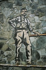 Salmo Rock Mural