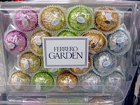 ferrero garden summer edition exquisite candy