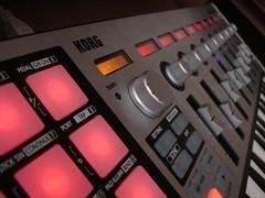"""Sexy"" thang (Marcelo Souza) Tags: music baby studio lights dj nicolas rig setup midi producer fruity microkorg homestudio flstudio microkontrol"