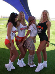 Hooters & Jenna (skylarneil) Tags: charity golf tournament motleycrue vinceneil