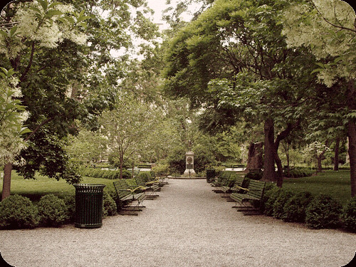 Gramercy Park East: New York Songlines