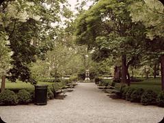 Gramercy Park by mikeyNYC, on Flickr