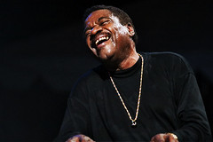 Billy Preston - may he go around in circles in peace. (Belltown) Tags: music live rip performance billypreston